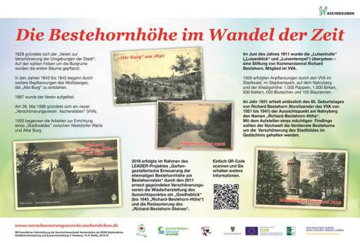 Infoblatt Bestehornhöhe
